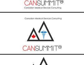 #38 สำหรับ CanSummit - Develop a Corporate Identity โดย hanna97