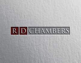 Nro 444 kilpailuun Design a logo for RD Chambers käyttäjältä maninhood11