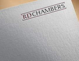 Nro 657 kilpailuun Design a logo for RD Chambers käyttäjältä shakillraj