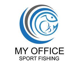 #59 for MY OFFICE SPORT FISHING LOGO by shakilhd99