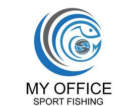 #62 for MY OFFICE SPORT FISHING LOGO by shakilhd99