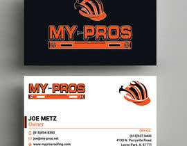 #88 for Design some Business Cards by Mominurs