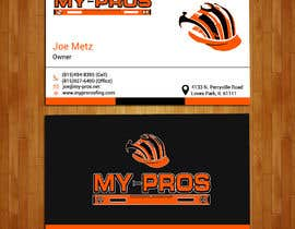 #286 for Design some Business Cards by Srabon55014
