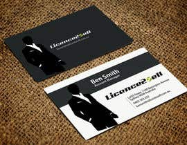#138 for Business Card by shohidul176