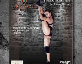 #27 for Design a Flyer OF A TWERK DANCE CLASS by nirobmahmud900
