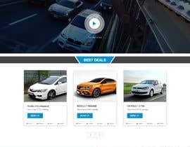 #18 for Design Landing Page by rosepapri