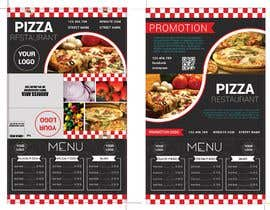 #26 για Design a Pizza Themed Self Mailer από caropena