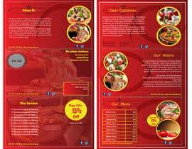 #29 για Design a Pizza Themed Self Mailer από shaown7