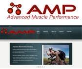 Graphic Design Entri Peraduan #64 for Graphic Design for Advanced Muscle Performance