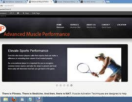 #136 pentru Graphic Design for Advanced Muscle Performance de către lilybak