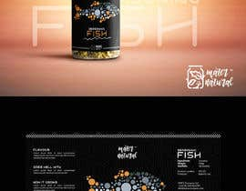 #54 for Design a spice jar sticker with a matching logo - VERY FUN PROJECT :) af martincoliss