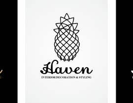 AnnaVannes888 tarafından Design a Logo - Haven Interior Decoration & Styling için no 88