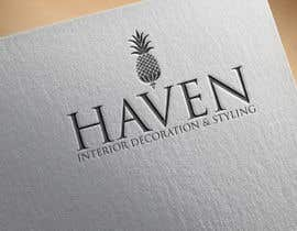 Salma70 tarafından Design a Logo - Haven Interior Decoration & Styling için no 63
