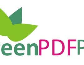 #217 para Logo Design for Green PDF Paper por jude134