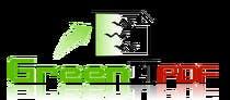 Graphic Design Entri Peraduan #117 for Logo Design for Green PDF Paper