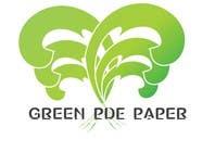 Graphic Design Entri Peraduan #298 for Logo Design for Green PDF Paper