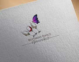 gfxshuvo tarafından Butterfly Effect Logo for butterfly house, bar and restaurant için no 241