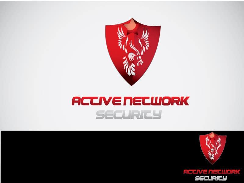 Inscrição nº                                         56                                      do Concurso para                                         Logo Design for Active Network Security.com