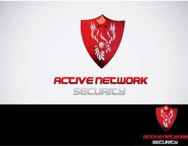 nº 56 pour Logo Design for Active Network Security.com par IQlogo