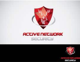 IQlogo님에 의한 Logo Design for Active Network Security.com을(를) 위한 #58