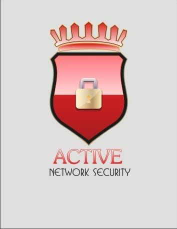 Inscrição nº                                         64                                      do Concurso para                                         Logo Design for Active Network Security.com
