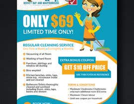 #36 for Special Flyer for cleaning service by Pixelgallery