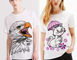 #90 for Design Animal T Shirts by emeget