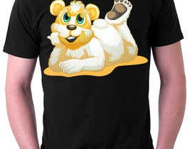 #129 for Design Animal T Shirts by Mostakim1011