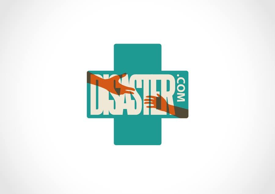Penyertaan Peraduan #162 untuk Logo Design for Disaster.Com - Giving Back to the Community