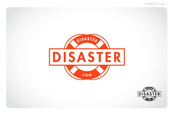 #48 for Logo Design for Disaster.Com - Giving Back to the Community by Habitus