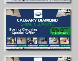 #51 for Flyer for a cleaning company by tazulv2027