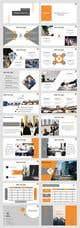 Ảnh thumbnail bài tham dự cuộc thi #11 cho Create a PPT template for my business
