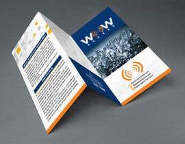 #12 for Tri-Fold Flyer for Internet Service Provider af ramonatafavoghi