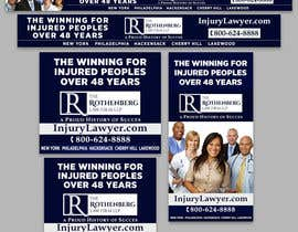 Nro 55 kilpailuun Multiple Banner Ads needed in a variety of sizes käyttäjältä akterhossain8572