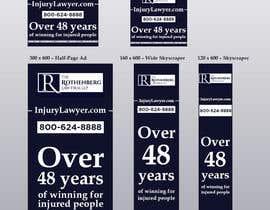 Nro 71 kilpailuun Multiple Banner Ads needed in a variety of sizes käyttäjältä RomanTupolev