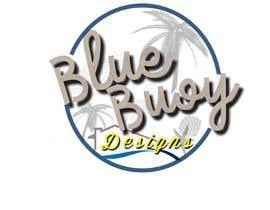 #97 para Logo design for Blue Buoy designs.  A coastal home decor & apparel store de realoscarmoren0