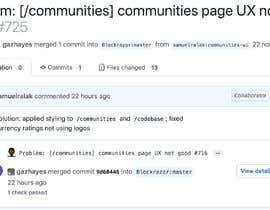 #11 untuk $300 for the best pull request(s) oleh noitozaraki