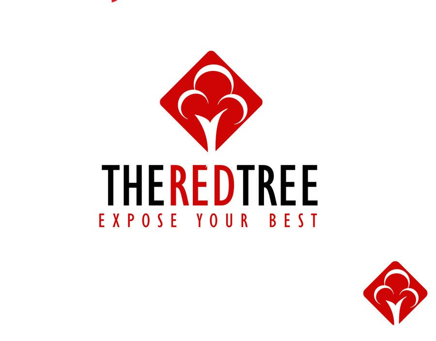 #988 for Logo Design for a new brand called The Red Tree by akshaydesai