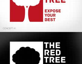 nº 959 pour Logo Design for a new brand called The Red Tree par LunaNokto