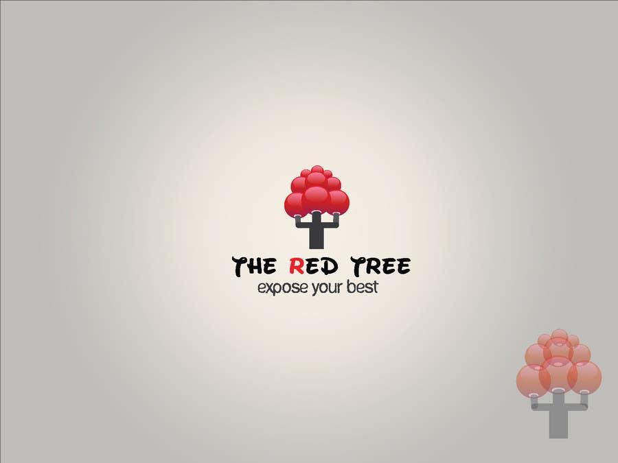 Inscrição nº 886 do Concurso para Logo Design for a new brand called The Red Tree