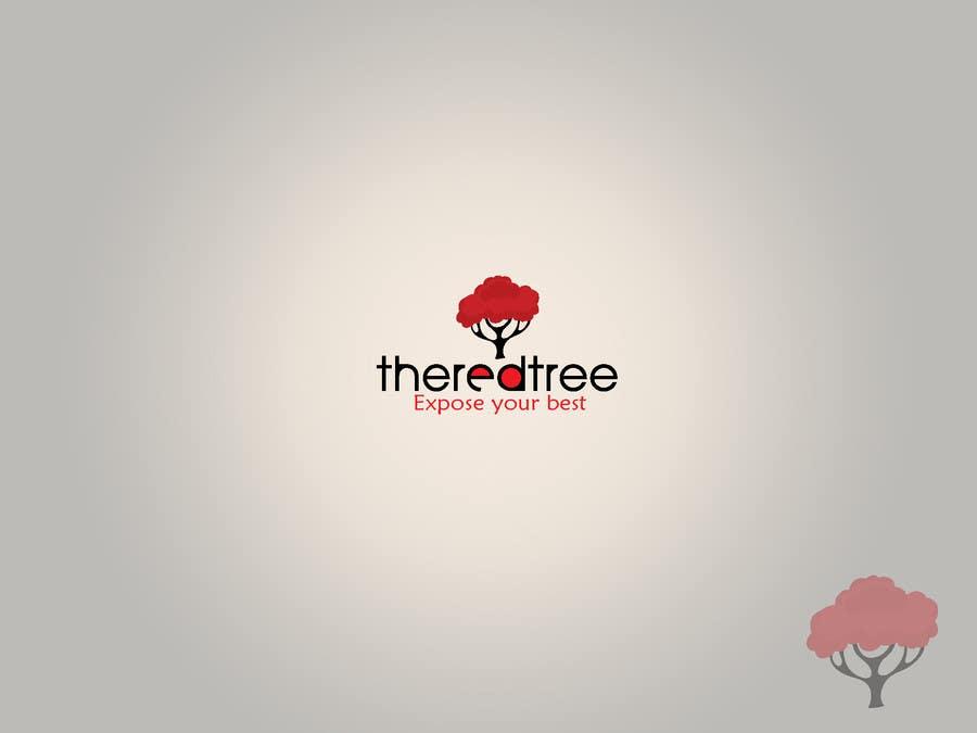 Inscrição nº 868 do Concurso para Logo Design for a new brand called The Red Tree