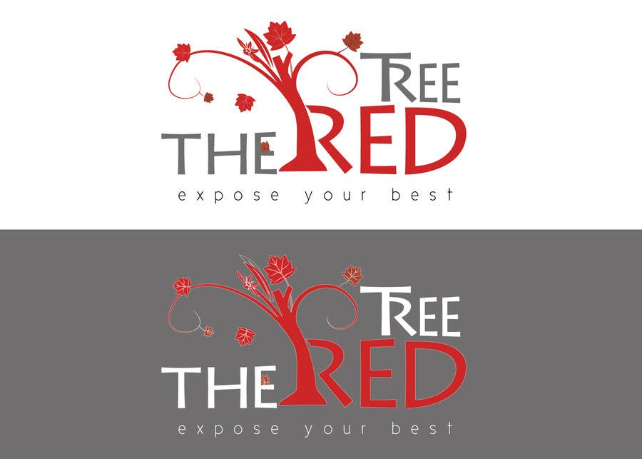 #949 for Logo Design for a new brand called The Red Tree by kilicaslan