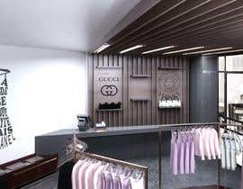 #15 for Design interior furniture layout for ladies clothes store by davidvaldez