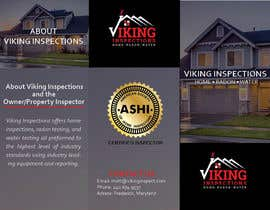 #4 for Brochure for Home Inspection company by GretaStamenova
