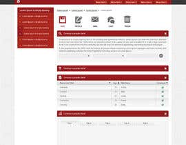 #15 for Website Application Design for LashBack, LLC af datagrabbers