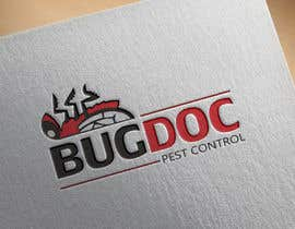 #11 for Design a Logo for a new start up business.  We are BugDoc.  We control pests and insects with 100% Natural Chemicals af MohammedAtia