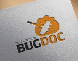#12 for Design a Logo for a new start up business.  We are BugDoc.  We control pests and insects with 100% Natural Chemicals af MohammedAtia