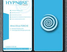 #155 untuk Business Card Design for HYPNOSIS oleh anistuhin