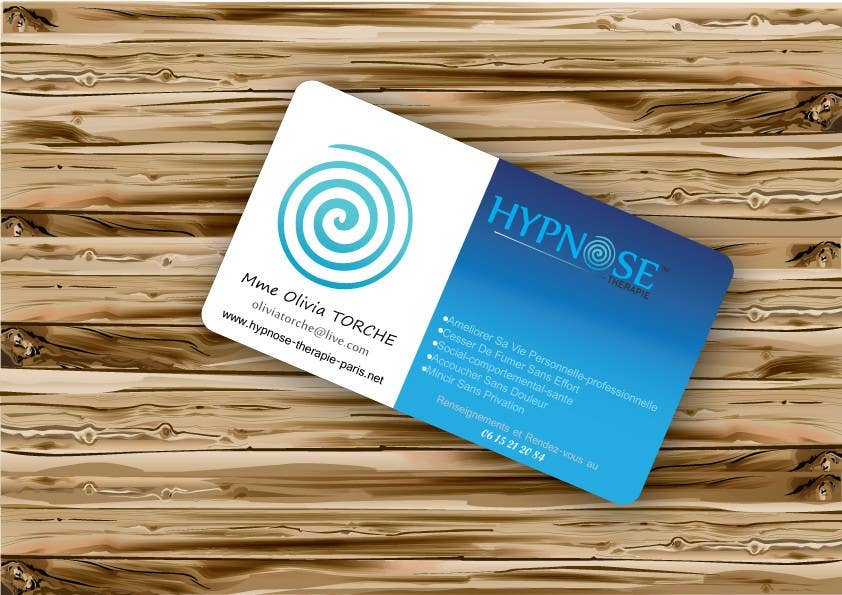 Entry 68 By Sunmarkbd For Business Card Design For Hypnosis
