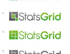 #178 for Logo Design for StatsGrid af cbowes